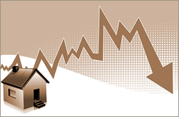 Declining Market Values for Homes